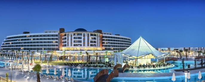 Почивка в Дидим - хотел Aquasis Deluxe Resort 5*